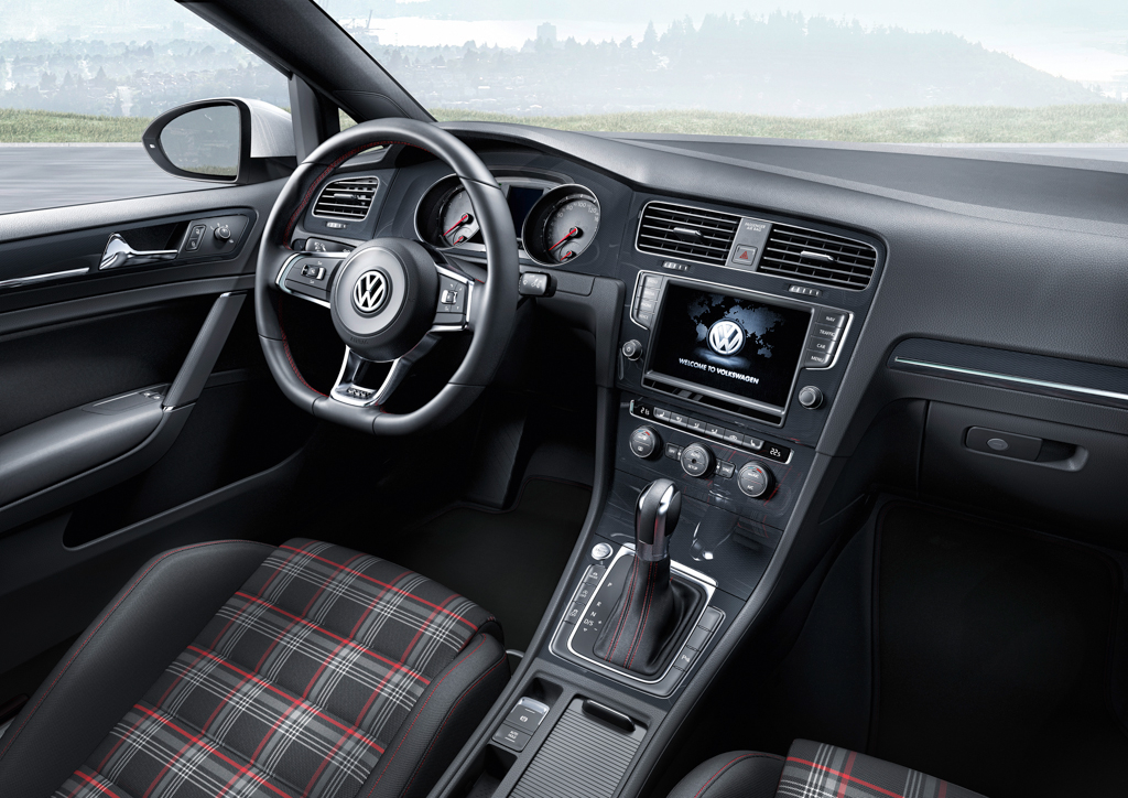 Focus St Forum >> VW Golf 7 GTI - Schweizer Auto News: Asphalte.ch