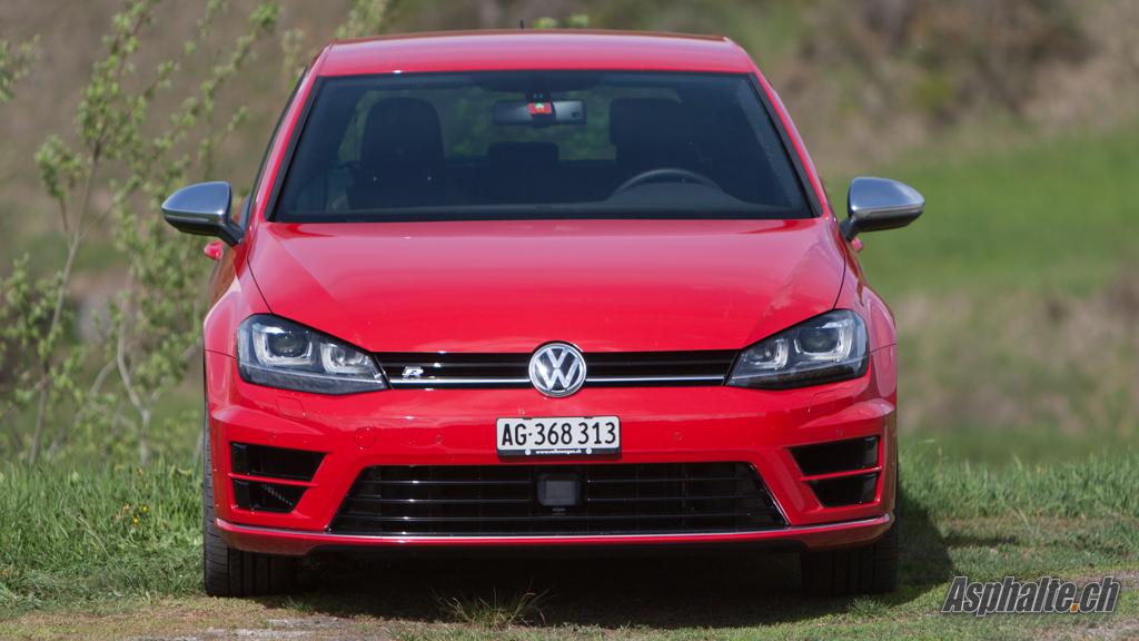VW Golf VII R