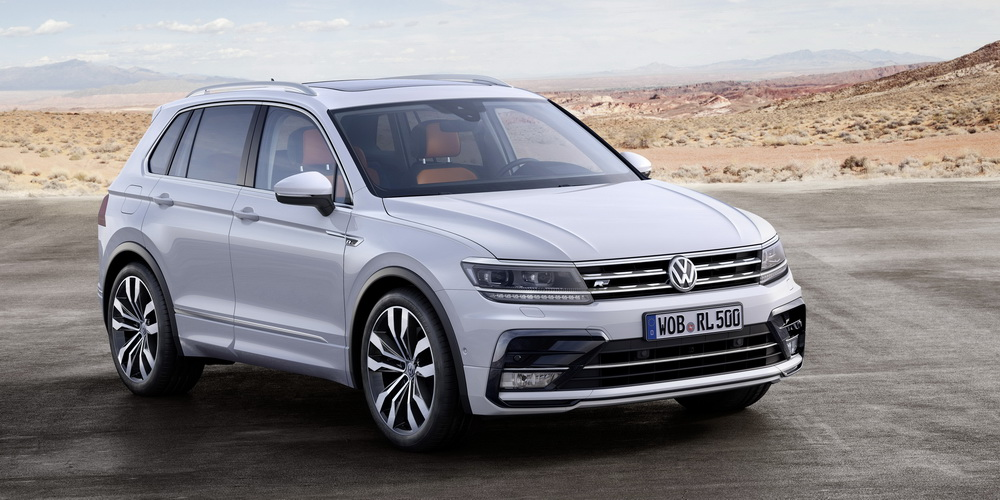vw tiguan 2. Black Bedroom Furniture Sets. Home Design Ideas
