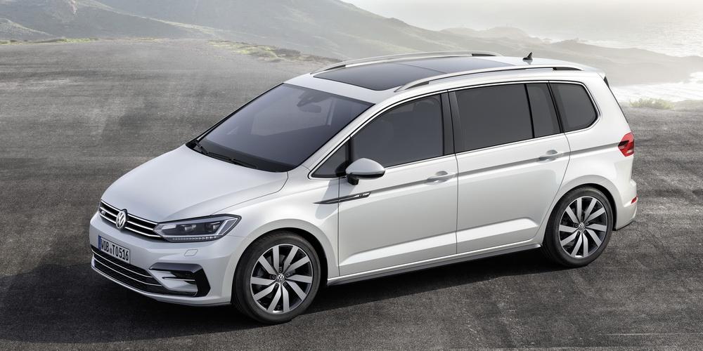 VW Touran mk3