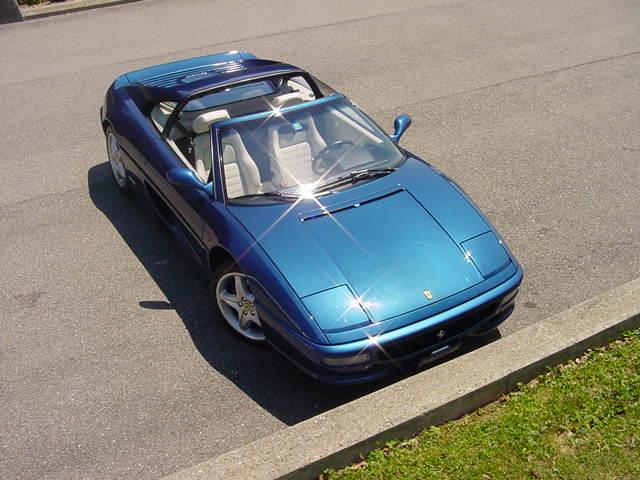 Ferrari 355GTS blue nart