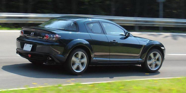 Essai Mazda RX-8