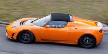 Tesla Roadster Sport Essai