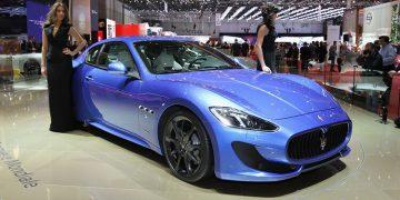 Maserati décupler en 4 ans
