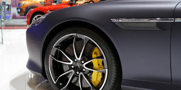 Programme de personnalisation Q Aston Martin