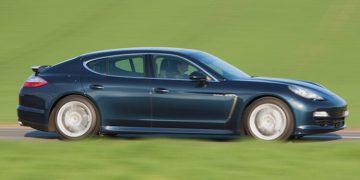 Porsche Panamera S Hybrid essai