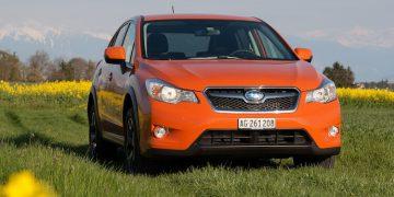 Essai Subaru XV 2.0d