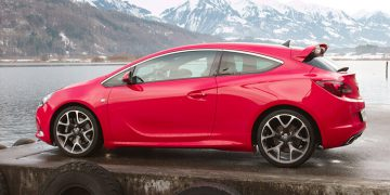 Essai Opel Astra OPC