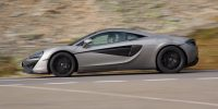 Essai comparatif McLaren 570S