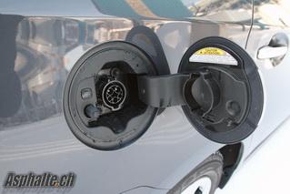 Toyota Prius III Plug In Prise de charge
