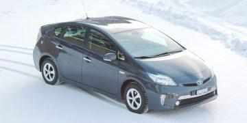 Essai Toyota Prius 3 Plugin