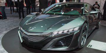 Genève 2013 Honda NSX Concept