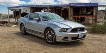 Essai Ford Mustang V6 mkV