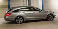 Essai Mercedes CLS Shooting Brake