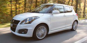 Essai Suzuki Swift Sport positivons