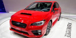 Los Angeles 2013 Subaru WRX