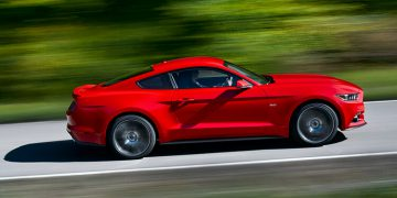 Ford Mustang mkVI