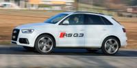 Essai Audi RSQ3