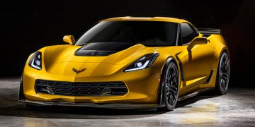 Detroit 2014 Corvette C7 Z06