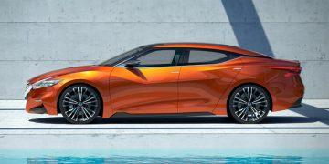 Detroit 2014 Nissan Sport Sedan Concept