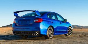 Detroit 2014 Subaru WRX STI
