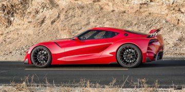 Detroit 2014 Toyota FT 1