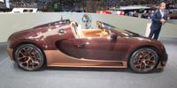 Bugatti Grand Sport Vitesse Legend Rembrandt