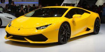 Lamborghini Huracán LP610 4