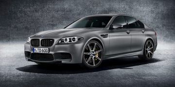 30 years of BMW M5