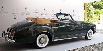 Villa d'Este 2014 classe A Rolls Royce