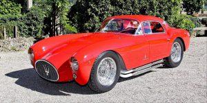 Villa d'Este 2014 classe G Maserati