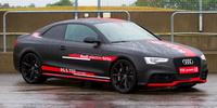 Essai Audi RS5 TDI Concept