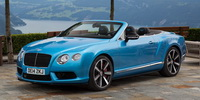 Bentley Continental GTC V8S