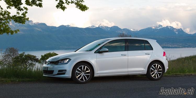 VW Golf 7 1.4 TSI