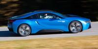 Essai BMW i8