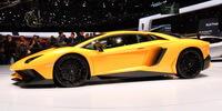 Geneva 2015 Lamborghini Aventador SV