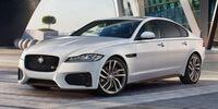Jaguar XF mk2 2015