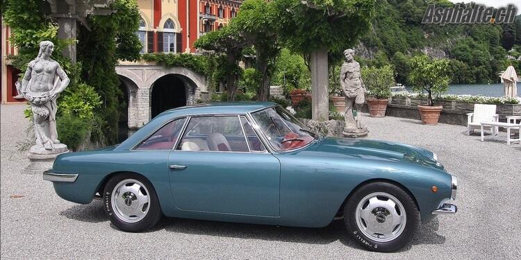 Villa d'Este 2014 Classe D: OSCA 1600 GT