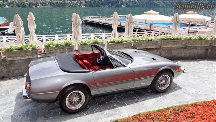 Villa d'Este 2015 Classe G: Ferrari Daytona Spyder