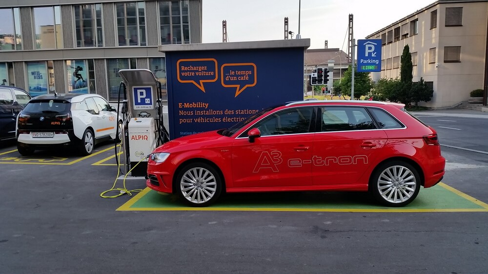 Essai Audi A3 e-tron: charge EVite