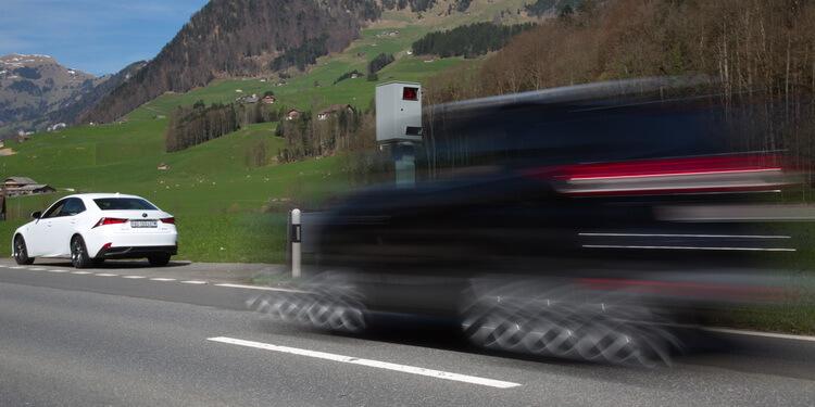 Statistiques radar suisse 2014