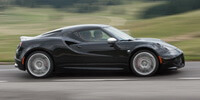 Essai Alfa Romeo 4C