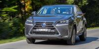 Essai Lexus NX 300h