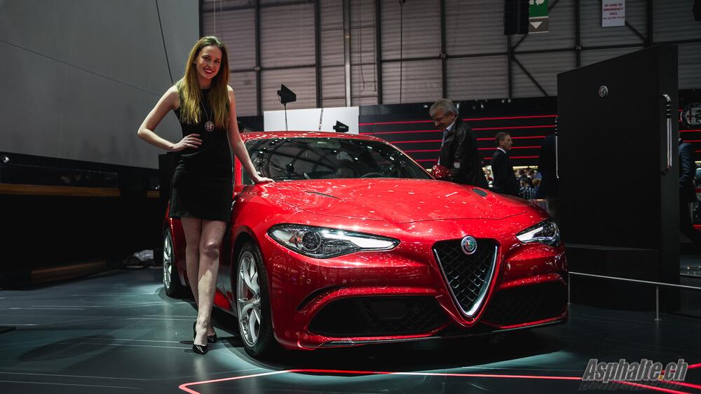 Alfa Romeo Giulia Quadrifoglio Verde