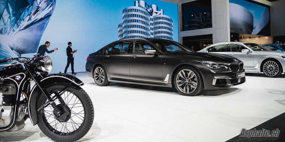 BMW 760 Li xDrive