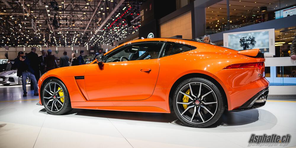 Jaguar F-TypeSVR