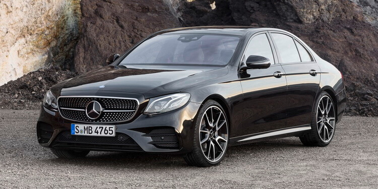Mercedes-AMG E 43 4MATIC W 213
