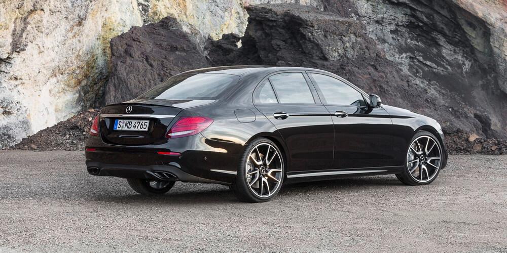 Mercedes amg e 43 4matic asphalte ch