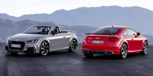 Audi TT RS Roadster & Coupé