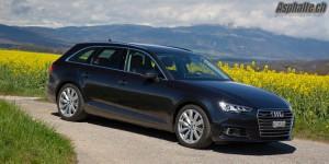 Essai Audi A4 Avant 3.0 TDI B9